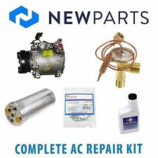 For Chrysler Sebring LXi 2.5 Complete AC A/C Repair Kit w/ Compressor & Clutch