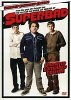 Superbad (Unrated Widescreen Edition) - DVD - VERY GOOD