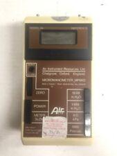 AIR INSTRUMENT RESOURCES LTD MICROMANOMETER MP6KD