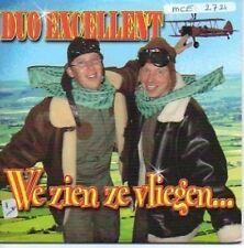 (829F) Duo Excellent, We Zien ze Vliegen - CD
