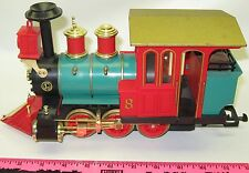 Lionel No 8 Christmas Steam Locomotive 0-6-0 No Box