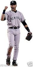 New York Yankees Hits Leader DEREK JETER - Full body Window Cling Decal Sticker