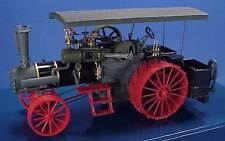 HO/HOn3 WISEMAN MODEL SERVICES J.I. CASE STEAM TRACTION ENGINE KIT FSM S.S.LTD.