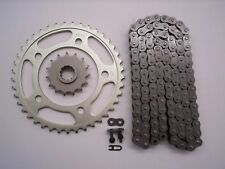 HONDA VT750 DC SHADOW SPIRIT SPROCKET & O-RING CHAIN SET 17/42 2001-2007 SLV