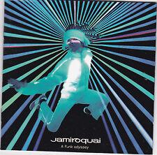 CD 10T JAMIROQUAI A FUNK ODYSSEY DE 2001