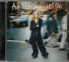 CD ALBUM 13 TITRES--AVRIL LAVIGNE--LET GO--2002
