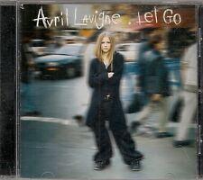 CD ALBUM 13 TITRES--AVRIL LAVIGNE--LET GO--2002