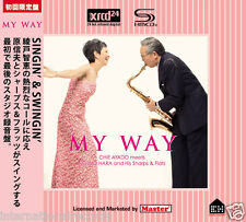 "Chie Ayado ""My Way"" Japan JVC SHM-XRCD XRCD24 Limited Numbered Edition New CD"