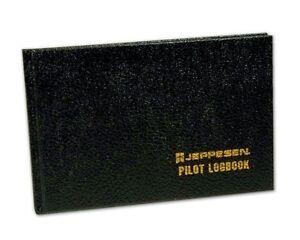 Jeppesen Pilot Logbook - Standard - JS506048 | 10001315-002