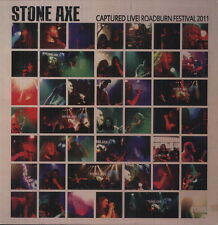 Stone Axe - Captured Live - Roadburn Festival 2011 [New Vinyl]