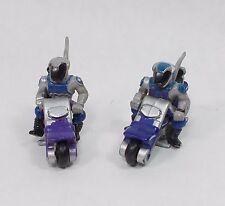 Biker MICE DA MARTE-MICRO MACHINES-GALOOB-x 2 Micro Figure