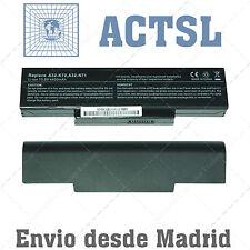 BATERIA para ASUS A72F A32-K72 10.8V  6-cells