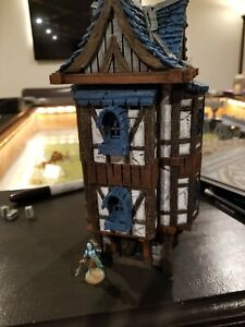 Dungeons and Dragons Inn 3 Floors