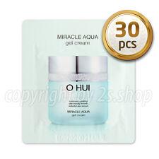 [O HUI] Miracle AQUA Gel Cream 1ml x 30pcs OHUI Hydrating Moisturizers