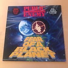 Public Enemy - Fear of a Black Planet Vinyl LP