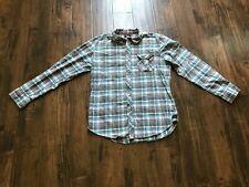 Quicksilver Button-Down Shirt Mens Size M