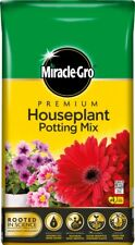 More details for miracle gro premium houseplant potting mix compost 10l hanging basket flower bed