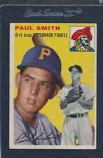 1954 Topps #011 Paul Smith Pirates VG/EX 54T11-100815-3