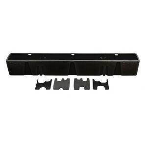 DU-HA 20025 Black Behind Seat Storage / Gun Case for F250-F550 Super Duty 00-07