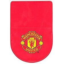 Manchester United FC. Car Tax Disc Holder