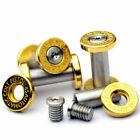 Handle 10PC Screws Nuts Knife Handle Steel Rivets DIY Knife Pins Bolts Rivets