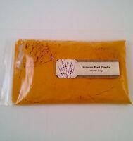 1 oz. Turmeric Root Powder (Curcuma Longa) <28 g / .063 lb> Tumeric