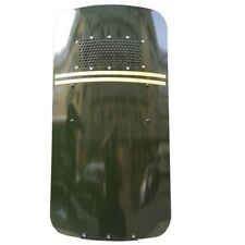 Metal Military Tactical Anti-Riot Police Shield Public Safety Protection