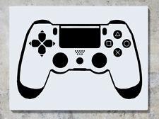 PLAYSTATION 4 Controlador PS4 Gamepad Adhesivo de Pared Decorativo Imagen Póster
