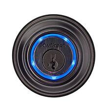 Venetian Bronze Kwikset Kevo Smart Deadbolt Door Lock Keyless Bluetooth Digital