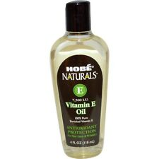 Hobe Labs - Naturals Vitamin E Oil 7500 IU Stretch Marks and Wrinkles - 118ml