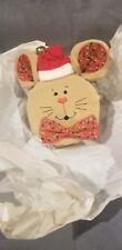 Avon Christmas Mouse Door Handle Cover - NIB