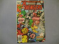 The Avengers #157 (Mar 1977, Marvel) Mid Grade