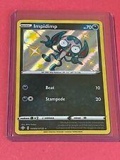 Impidimp SV083/SV122 Shiny Holo Rare Pokemon TCG Shining Fates