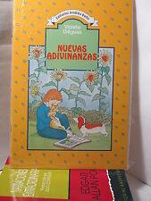 NUEVAS ADIVINANZAS - VIOLETA DIEGUEZ Spanish Literature Libros EN Espanol
