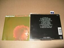 Bob Dylan Bob Dylan's Greatest Hits Vol. 2-1993 cd is Ex + / Booklet very good