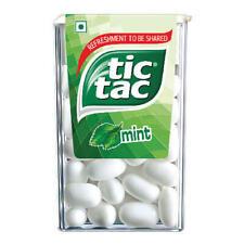 Tic Tac Fresh mints , 10.2gm, (Pack of 12) Original , Free Shipping