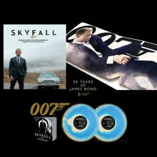 SKYFALL soundtrack (Limited Double Blue/White LP Vinyl) sealed