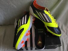 Adidas F50 adiZero Fg Synthetic Mens Soccer Cleats Size 11.5