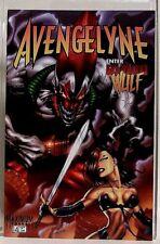 """AVENGELYNE"" Issue #14 (April, 1997) Maximum Press Comics"