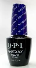 OPI Gelcolor Soak-Off Gel Lacquer Do You Have this Color in Stock-holm? - .5 oz