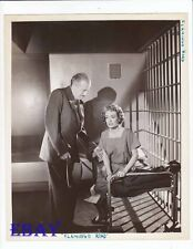 Joan Crawford in jail VINTAGE Photo Flamingo Road