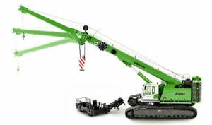 Sennebogen 6113E Crawler Crane w/ Platform - Ros - 1:50 Scale Model #2258 New!
