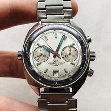 STURMANSKIE 3133 POLJOT Vintage Soviet Chronograph USSR Watch Wrist Okean old