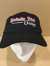 KFC Kentucky Fried Chicken Hat- Cap Adjustable Back. FREE SHIPPING!!!!