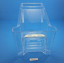 WPW10373941 Whirlpool Refrigerator Small Crisper Pan;  H1b