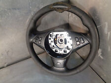 BMW E60 E61 2004-2010 530D LCI M Sport steering wheel + multi function SEE PICS