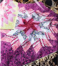 Glimmer - modern pieced quilt PATTERN - 3 quilt sizes & more - Jaybird