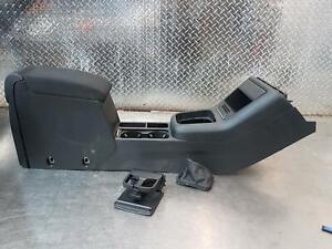 VOLKSWAGEN TIGUAN CONSOLE 5N, BLACK, W/ CLOTH ARMREST TYPE, 05/08-08/16