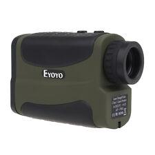 6x25 700M Laser Range Finder Medidor de velocidad para la caza de golf