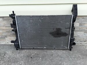 ENGINE RADIATOR FORD C-MAX, FOCUS, TRANSIT CONNECT 1.0 ECOBOOST CV618005VB